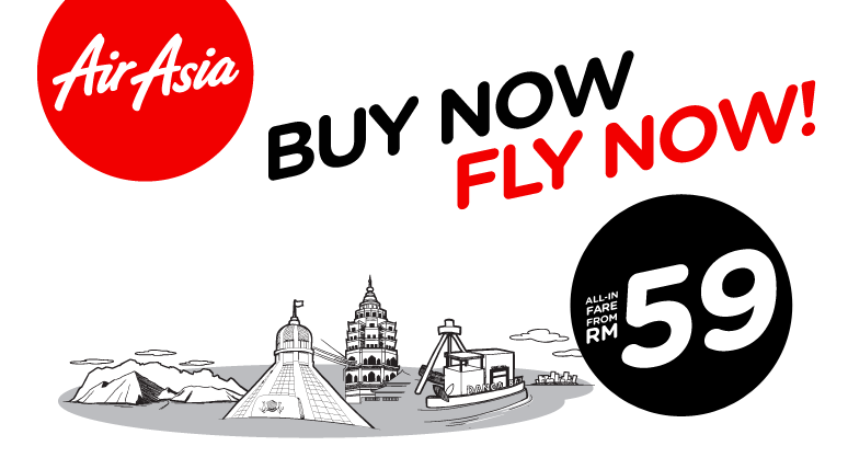 Airasia Buy Now Fly Now! 14 Aug 2012