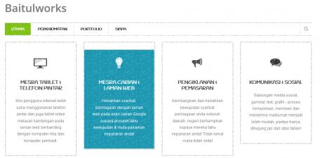 Pengenalan #baitulworks - Perkhidmatan Website Corporate Ecommerce